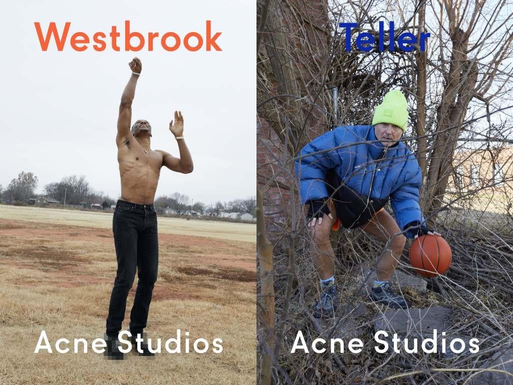 Westbrook acne